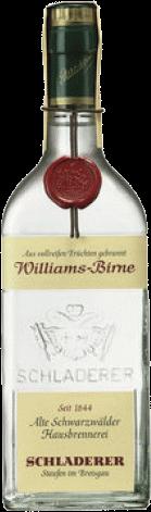 SCHLADERER WILLIAMS BIRNE PEAR BRANDY 750ML SpiritsBRANDY COGNAC
