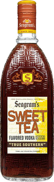 SEAGRAMS SWEET TEA VODKA 750ML Spirits VODKA