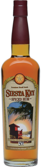 SIESTA KEY SPICED RUM 750ML Spirits RUM