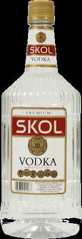 SKOL VODKA 1.75L Spirits VODKA