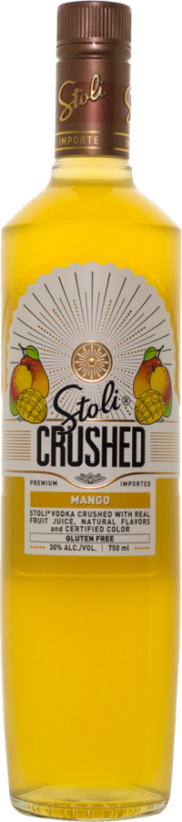 STOLI CRUSHED MANGO 1.75L Spirits VODKA