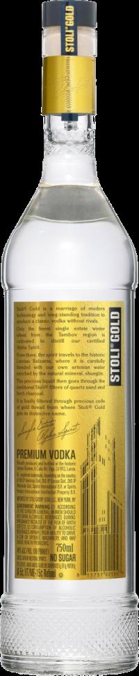 STOLI GOLD ED 750ML Spirits VODKA
