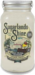 SUGARLANDS PINA COLADA 750ML Spirits MOONSHINE WHITE WHISKEY