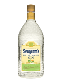 Seagram's Gin Twisted Melon 1.75L Bottle
