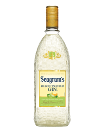 Seagram's Gin Twisted Melon 750ml Bottle
