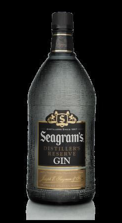 Seagram's Gin USA Distiller's Reserve 1.75L Bottle