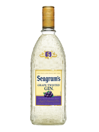 Seagram's Gin USA Twisted Grape 750ml Bottle