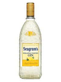 Seagram's Gin USA Twisted Pineapple 750ml Bottle