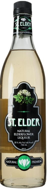 St Elder Elderflower Liqueur 750ml