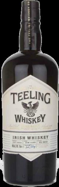 TEELING SM BTCH IRISH W 750ML Spirits IRISH WHISKEY