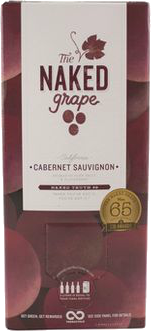 THE NAKED GRAPE CABERNET 3.0L Wine RED WINE