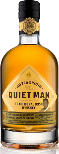 THE QUIET MAN TRAD IRISH WHISKEY 750ML SpiritsIRISH WHISKEY