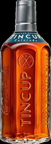 TIN CUP 1.75L Spirits BOURBON
