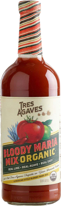 TRES AGAVES BLOODY MARIA MIX 1L
