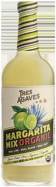 TRES AGAVES MARGARITA MIX(ORG) 1L