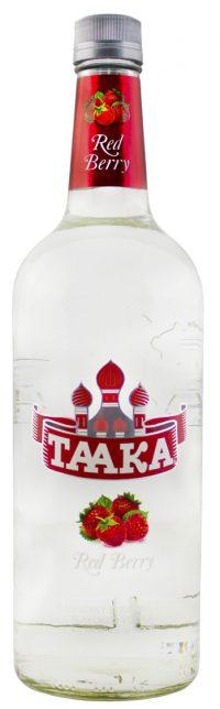 Taaka Red Berry Vodka 1.75L