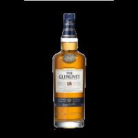 The Glenlivet Single Malt Scotch Whisky Scotland 18 Yo 750ml Bottle