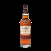 The Glenlivet Single Malt Scotch Whisky Scotland 21 Yo 750ml Bottle