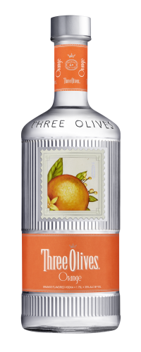 Three Olives Orange Vodka
