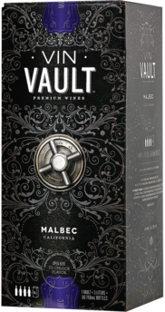 VIN VAULT MALBEC 3.0L Wine RED WINE