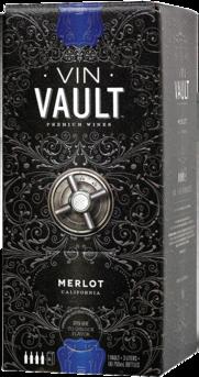 VIN VAULT MERLOT 3.0L Wine RED WINE