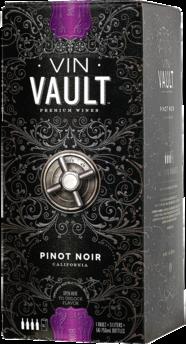 VIN VAULT PINOT NOIR 3.0L Wine RED WINE