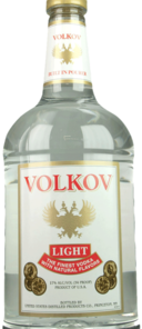 VOLKOV LIGHT 34PRF VODKA 1.75L_1.75L_Spirits_VODKA