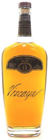 Vizcaya Rum Cask 12Yr 750ml