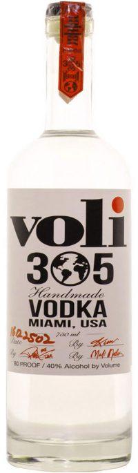 Voli 305 Vodka 750ml
