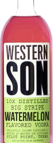 WESTERN SON WATERMELON 750ML Spirits VODKA