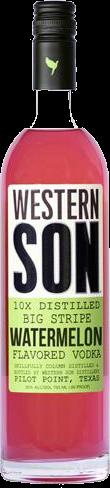WESTERN SON WATERMELON 750ML Spirits VODKA