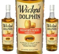 WICKED DOLPHIN BREWERS SERIES 750ML Spirits RUM