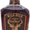 WILD BUCK AMERICAN RYE WHISKEY 750ML Spirits AMERICAN WHISKEY