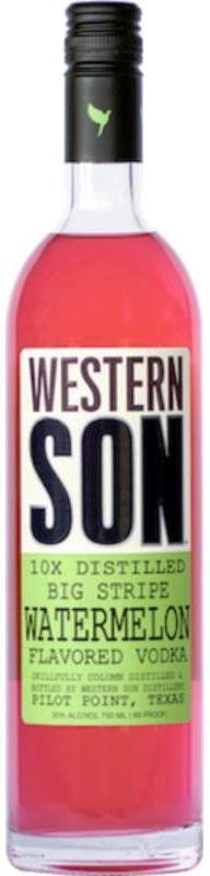 Western Son Watermelon Vodka