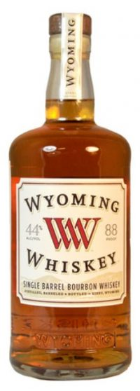 Wyoming Small Batch Bourbon