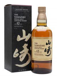 Yamazaki 12Yr Whiskey