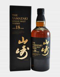 Yamazaki 18yr Whiskey