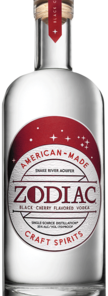 ZODIAC BLACK CHERRY VODKA 750ML Spirits VODKA
