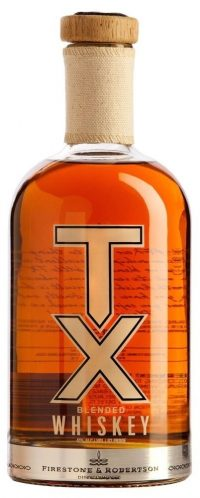tx blended whiskey 750ml