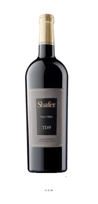 Shafer TD-9 Bordeaux Red Blend 750ml