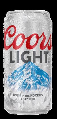 Coors Light 16oz 8pk Cn Luekens Wine Amp Spirits