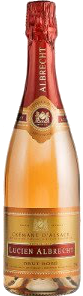 ALBRECHT CREMANT BRUT 750ML Wine SPARKLING WINE