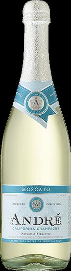 ANDRE MOSCATO 750ML Wine SPARKLING WINE