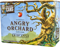 ANGRY ORCHARD CRISP APPLE 12OZ 12PK CN-Beer