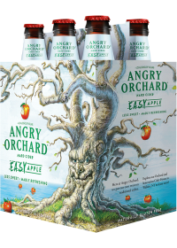 ANGRY ORCHARD EASY APPLE 6PK NR-Beer