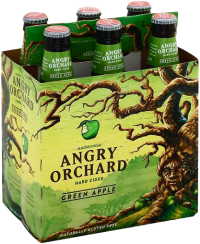 ANGRY ORCHARD GREEN APPLE 6PK NR-Beer
