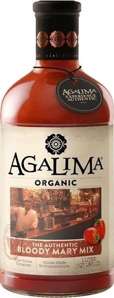 Agalima Organic Bloody Mary Mix 1L