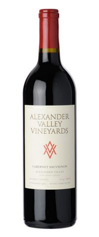 Alexander Valley Vineyards Cabernet Sauvignon 750ml