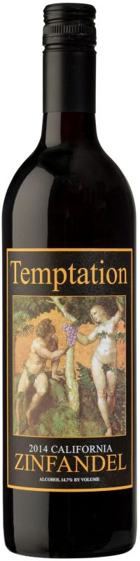 Alexander Valley Vineyards Temptation Zinfandel 750ml
