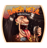 Amager & Jester King Danish Metal Imp Stout